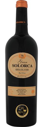 Viña Solorca Viña Solorca, Reserva, D.O. Ribera del Duero