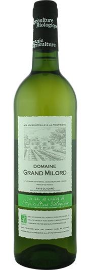 Domaine du Grand Milord Domaine du Grand Milord, Blanc, I.P. Pays du Gard (Biologisch)