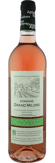 Domaine du Grand Milord Domaine du Grand Milord, Rosé, I.P. Pays du Gard (Biologisch)