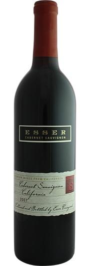 Esser Esser, Cabernet Sauvignon, Verenigde Staten, Californië, Monterey