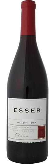 Esser Esser, Pinot Noir, Monterey