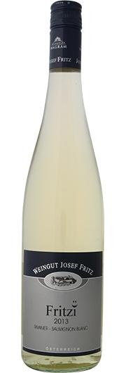 Josef Fritz Josef Fritz, Fritzi, Rivaner-Sauvignon Blanc, Qualitätswein, Wagram