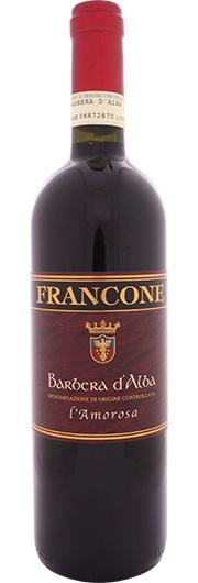 Francone Francone, Amoroso, D.O.C. Barbera d'Alba