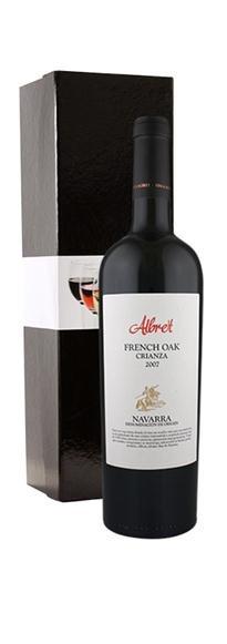 Finca Albret French Oak Crianza Finca Albret French Oak Crianza, D.O. Navarra