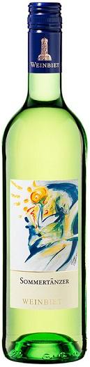 Weinbiet Weinbiet, Sommertänzer Weißwein Feinherb, Qualitätswein Pfalz