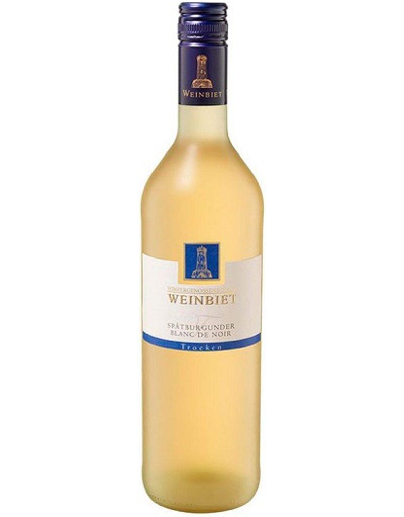 Weinbiet Weinbiet, Gimmeldinger Meerspinne, Spätburgunder Blanc de Noir Trocken