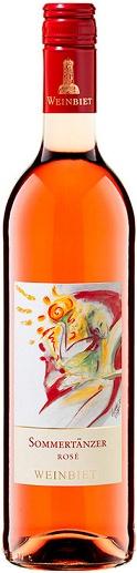 Weinbiet Weinbiet, Sommertänzer Rosé Feinherb, Qualitätswein Pfalz