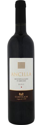 Ciavolich Ciavolich, Ancilla Montepulciano, D.O.C. Montepulciano d'Abruzzo