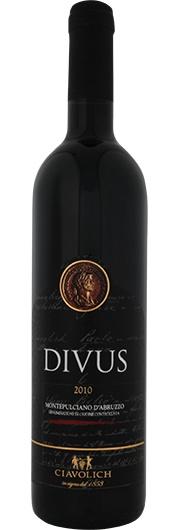 Ciavolich Ciavolich, Divus Montepulciano, D.O.C. Montepulciano d'Abruzzo