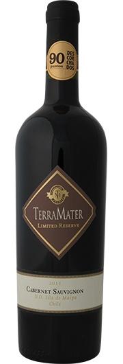 TerraMater TerraMater Limited Reserve, Cabernet Sauvignon, D.O. Isla de Maipo