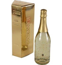 Rietveld Wines Geschenk gouden, mousserende wijn.