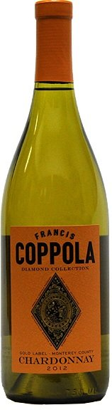 Francis Ford Coppola Francis Ford Coppola, Diamond Collection, Chardonnay, Californië