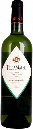 TerraMater TerraMater, Vineyard Reserve, Sauvignon Blanc, D.O. Isla de Maipo