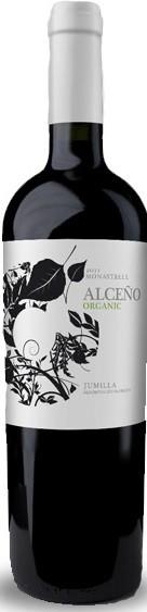 Alceño Alceño, Monastrell Organic, D.O. Jumillia (Biologisch)