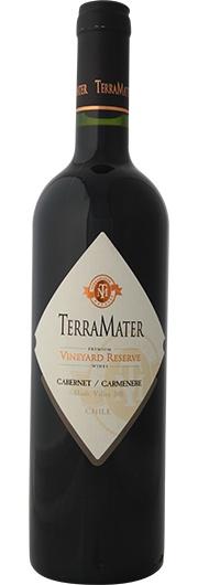 TerraMater TerraMater, Vineyard Reserve, Cabernet Carmenère, D.O. Maule Valley