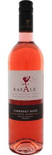 Rafale Rafale, Cabernet Rosé, I.G.P. Oc
