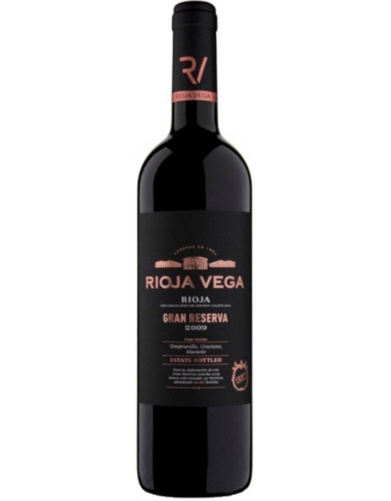 Rioja Vega Rioja Vega, Gran Reserva, 2009 D.O.C Rioja