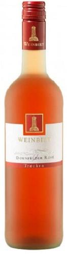 Weinbiet Weinbiet, Dornfelder Rosé Trocken, Mussbacher Eselshaut, Qualitätswein Pfalz