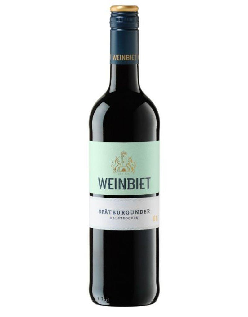 Weinbiet Weinbiet, Spätburgunder Classic, Qualitätswein Pfalz