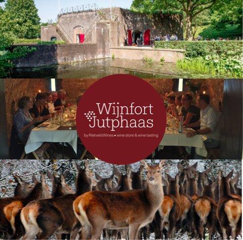 Zaterdag 4 november, de wildavond bij Wijnfort Jutphaas