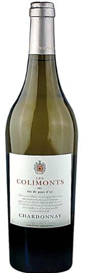 Les Colimonts Chardonnay I.G.P. Pays d'Oc