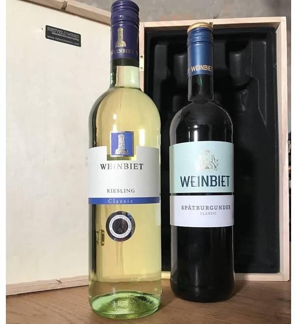 Geschenkpakket Weinbiet