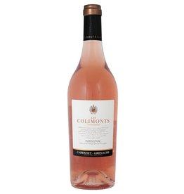 Les Colimonts Cabernet-Grenache Rosé I.G.P. Pays d'Oc