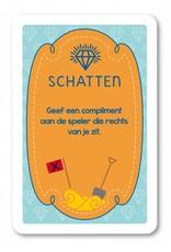 Schatgravers Schatgravers - een kaartspel dat verbindt