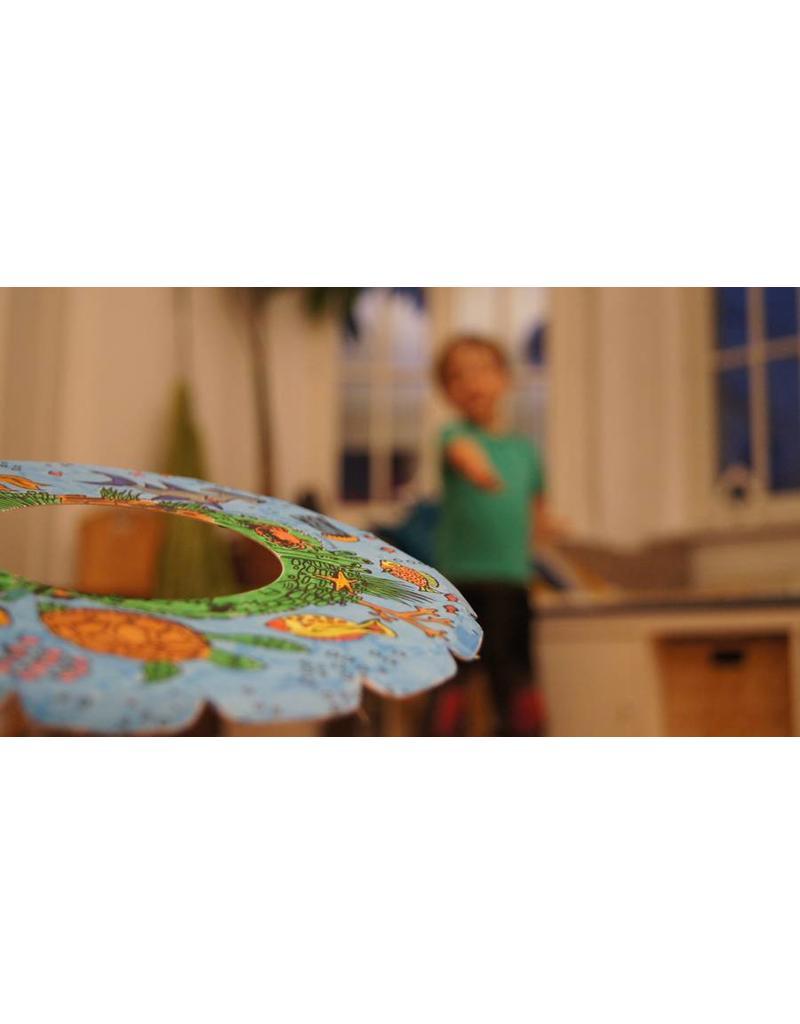 TicToys MyRoodi - Display met 20 sets x 3 werpschijven
