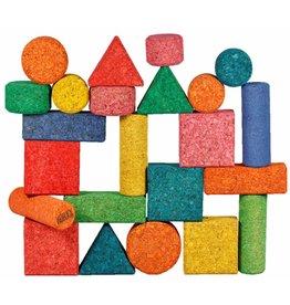 Korxx Form C Mix - 28 gekleurde bouwstenen