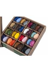 Crayon Rocks Just Rocks in a box - 32 colors, 64 crayons