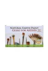 Natural Earth Paint Ecologische Gesso – voor primen van schildersdoeken