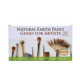 Natural Earth Paint Natural Earth Gesso