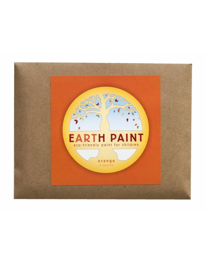 Natural Earth Paint Children's Earth Paint by Color - orange