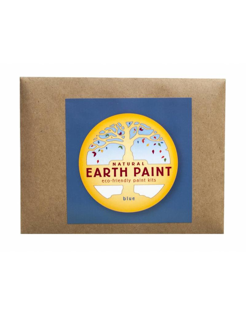 Natural Earth Paint Children's Earth Paint - natuurlijke verf in de kleur blauw