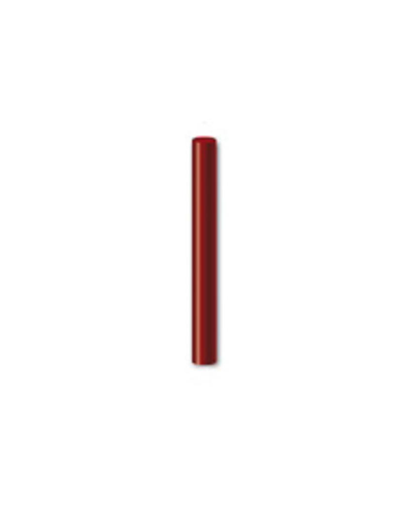 Seccorell Navulling donkerrood per stick