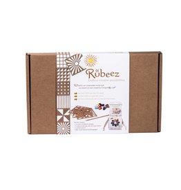 Crayon Rocks Rubeez Artbox - Acht (8) Rubeez patronen