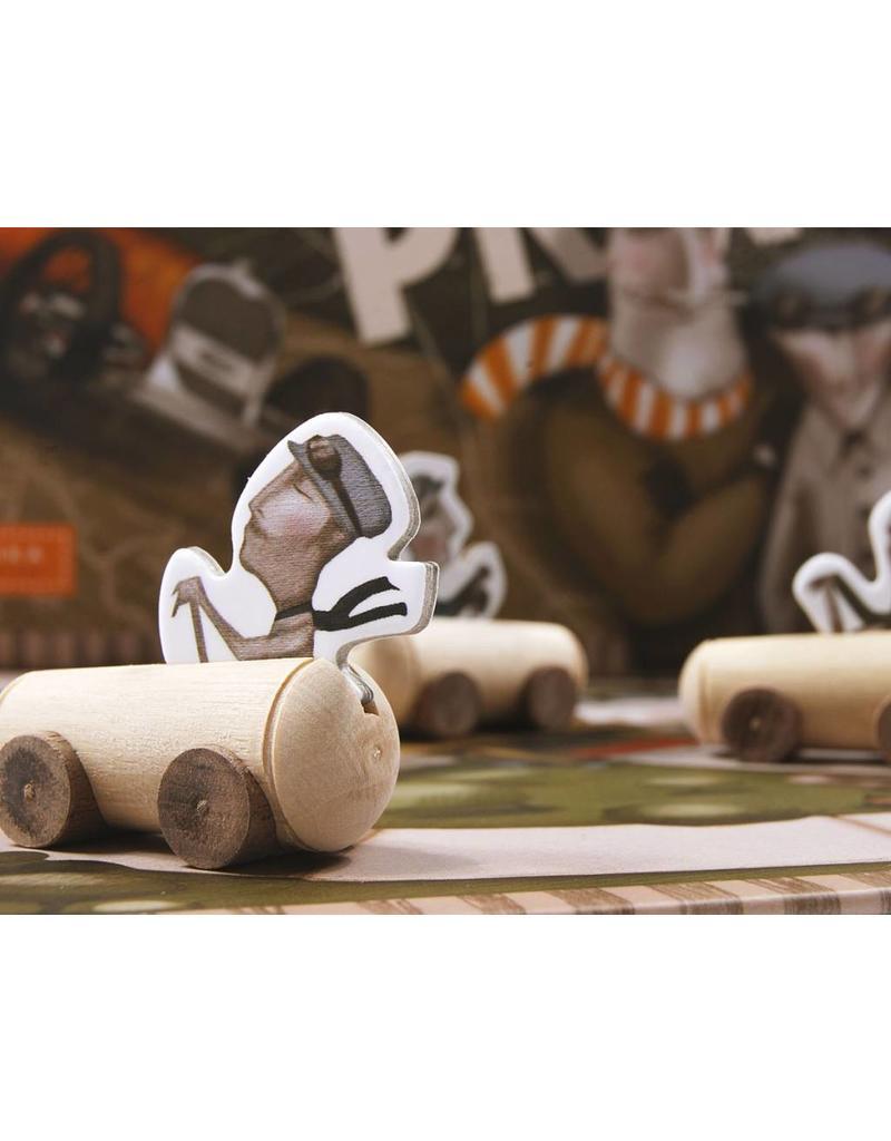 Marbushka Grand Prix - een race van weleer