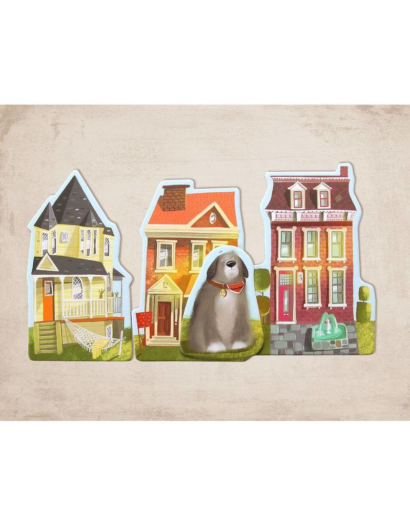 Marbushka Dogs and Homes - wachten op je baasje is saai!