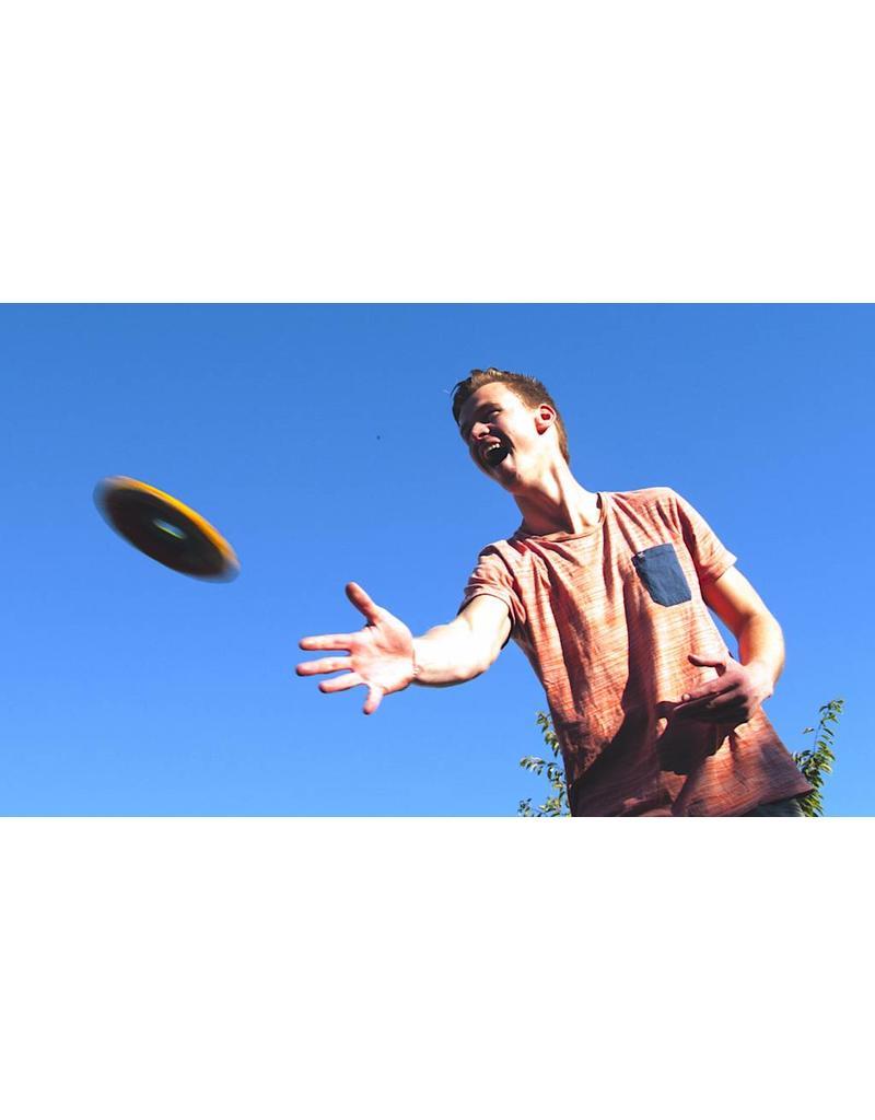 Gehaakte frisbee