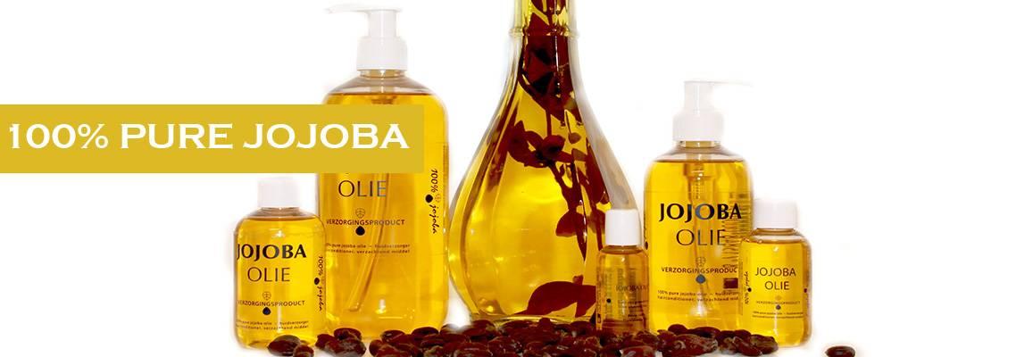 100% Pure Jojoba olie