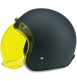 Redbike bubble visor yellow