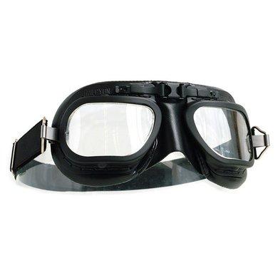 Halcyon mark 7 rider motorbril zwart