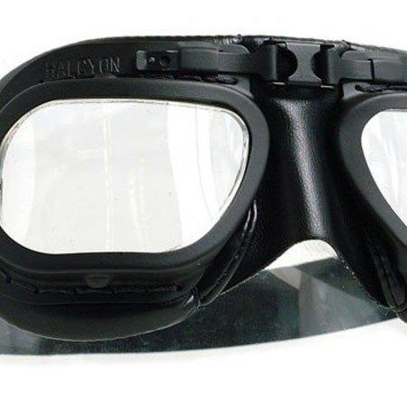 Halcyon mark 7 rider motor goggle black