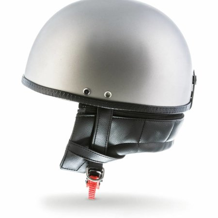 Moto D22 titan pothelm matgrijs