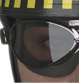 Aviator Goggle retro standard mousse gunmetal motor goggles