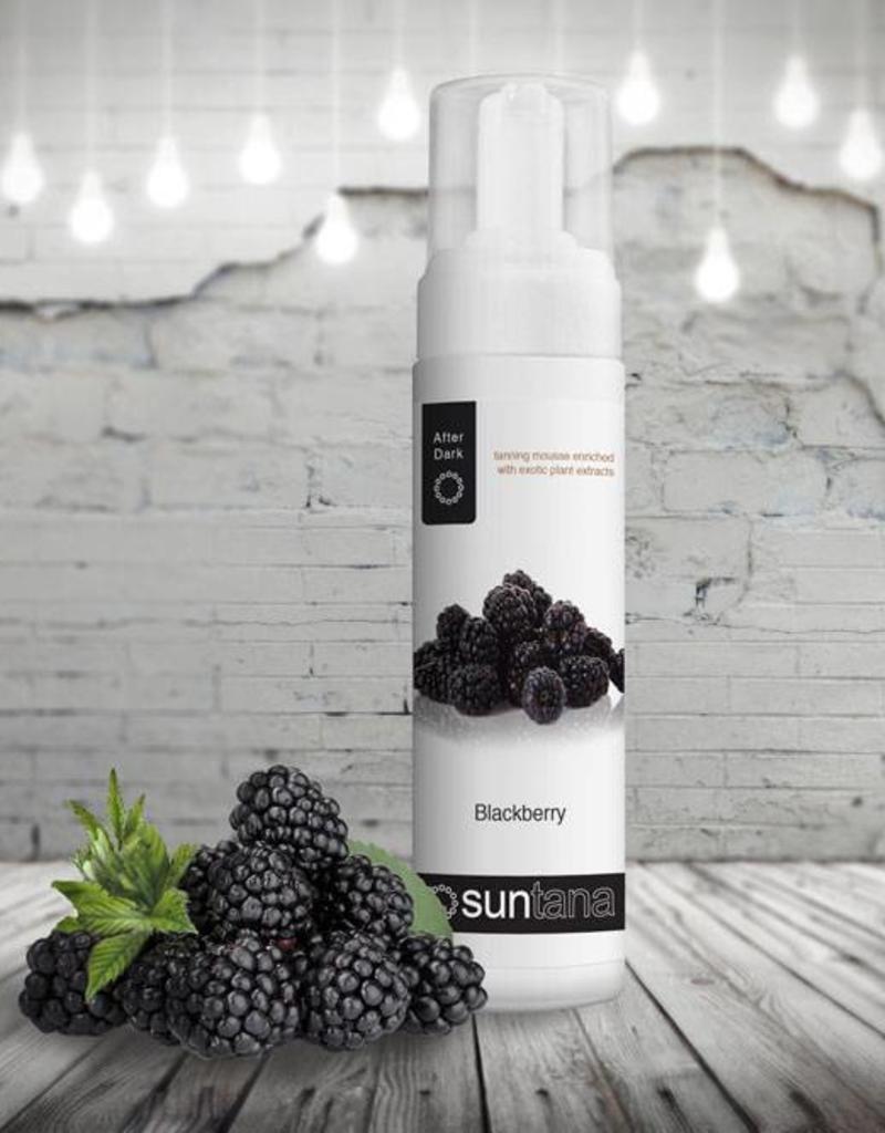 Suntana Zelfbruinende Mousse Blackberry - 14% DHA