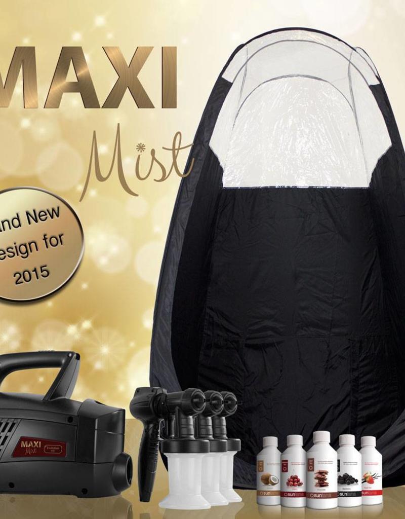 MaxiMist Starterspakket Evolution TNT MaxiMist | HVLP - Spray Tan