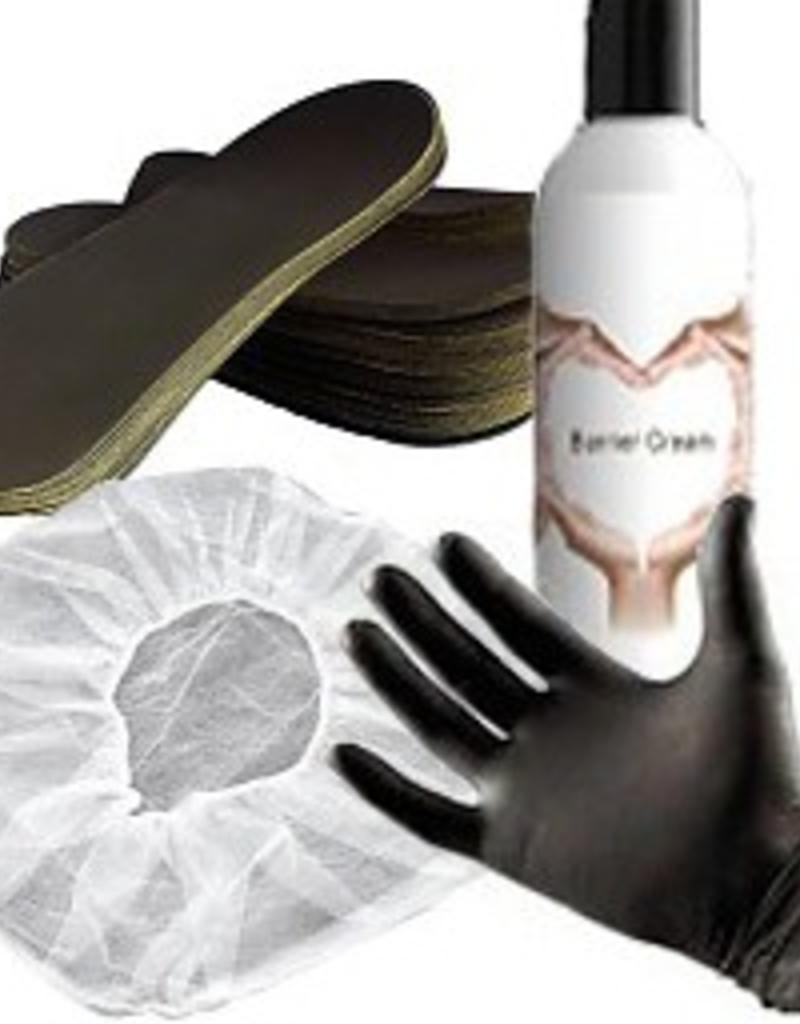 Spray Tan verzorgingspakket Deluxe -25st