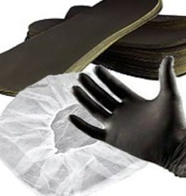 Spray Tan verzorgingspakket Basis -25st